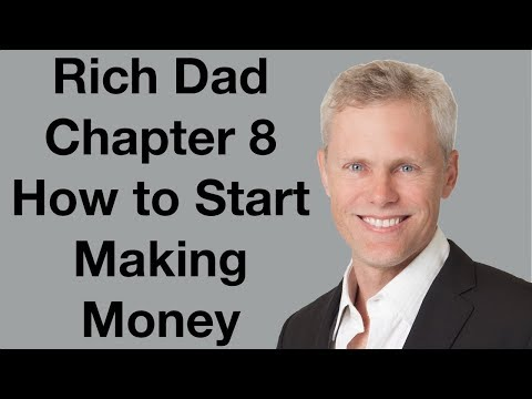 Rich Dad Poor Dad | Chapter 8 | There Is Gold Everywhere!