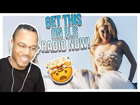 Reacting To Tiffany Young - Born Again Official Music Video Mp3