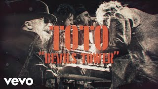 Music video by Toto performing Devil's Tower (Lyric Video). (C) 201...