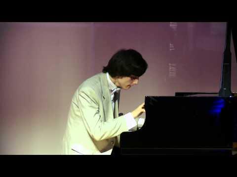 Scherzo no.2 by Frédéric Chopin   Nikolay Kuznetsov   TEDxSadovoeRing