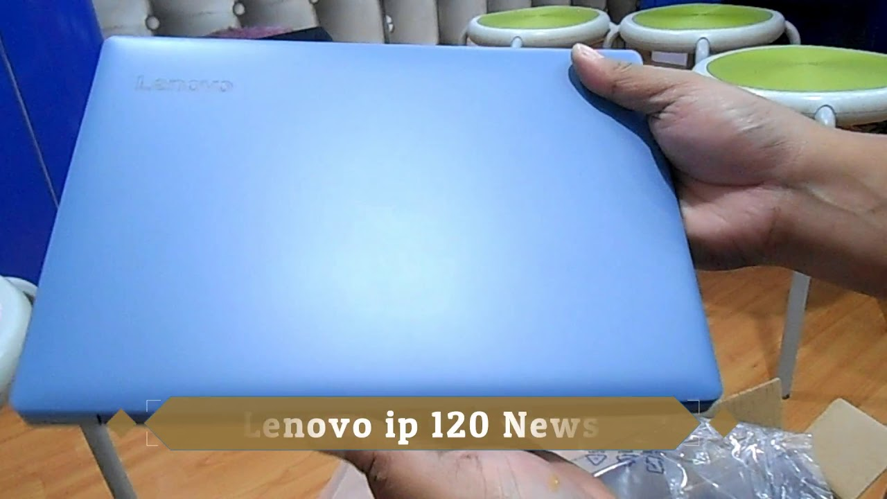22b0141ab4 Review Lenovo IP 120S News - YouTube