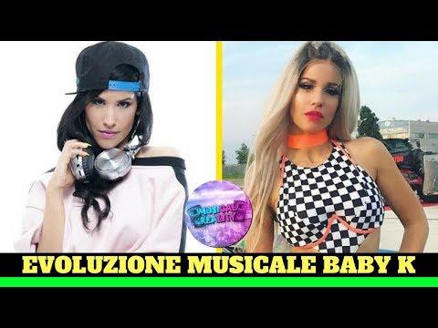 Baby K - Evoluzione Musicale (2012 - 2018)