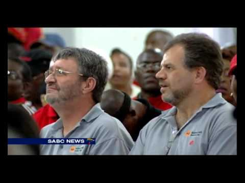 Trade unionists call for a new federation to rival Cosatu