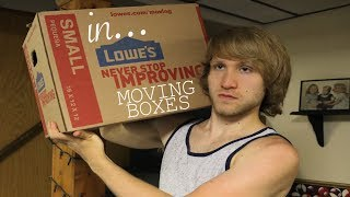 Everyday Situations 14: Moving Boxes