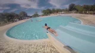 Caorle and camping Laguna Village Italy / Włochy 2016 - Go Pro