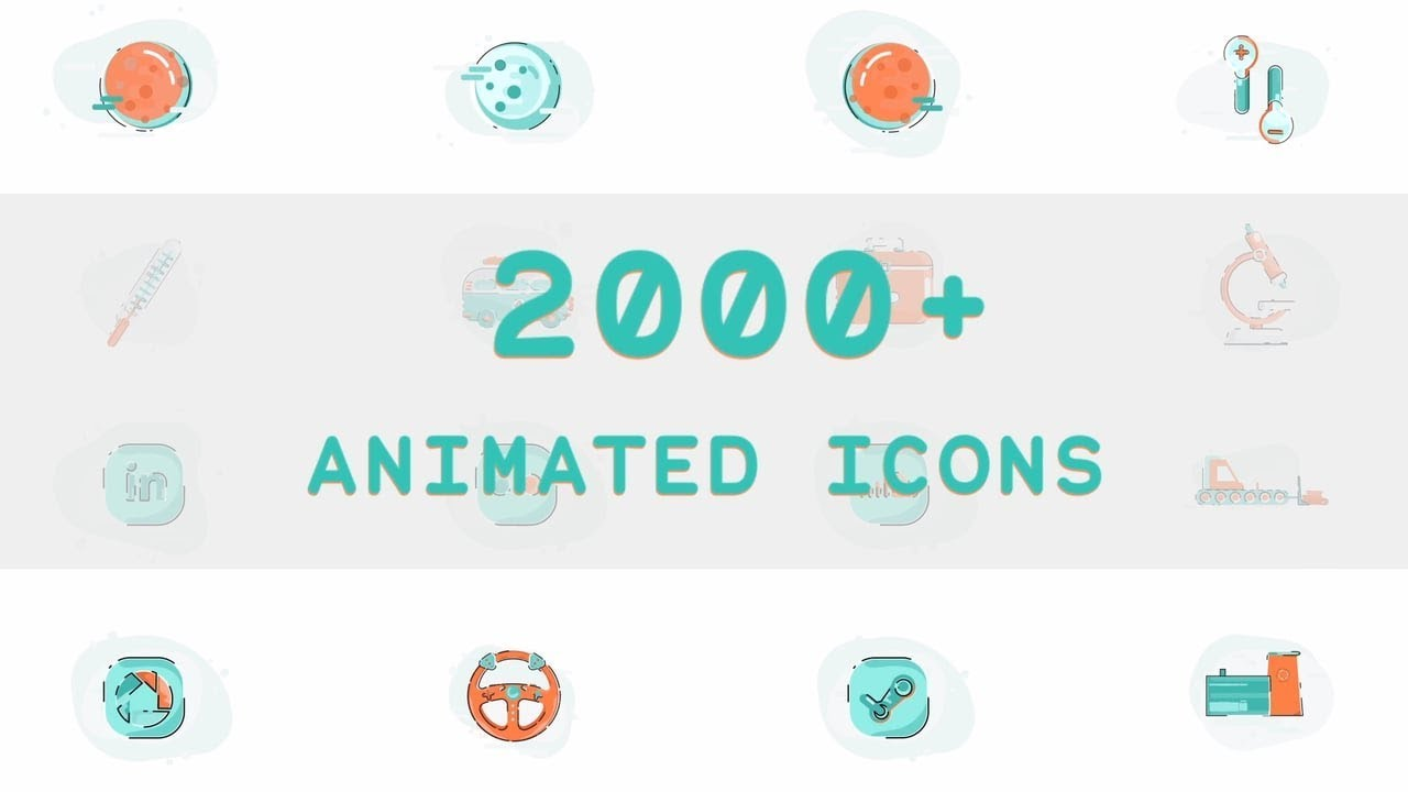 Animated Icon Template