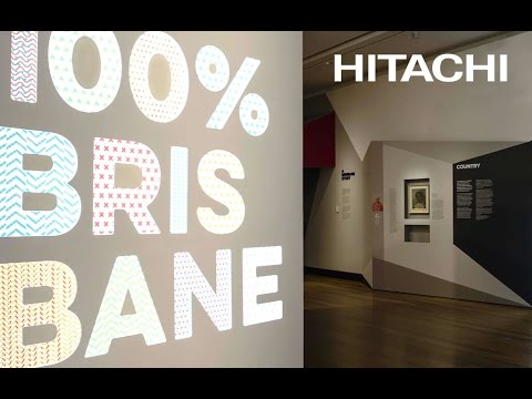 Hitachi Partnership with Museum of Brisbane