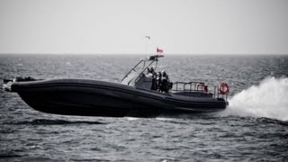 High speed interceptor M-46  - Super fast motor boat for special operations