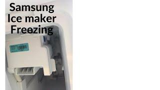 Samsung Refrigerator Ice Maker…