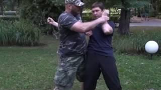 """Уроки RAPT #panantukan - """"Рука змея"""" ( Agavo ). Боевой #пенчаксилат"""