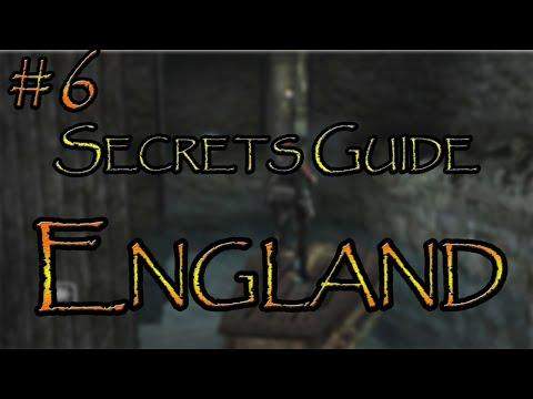 Tomb Raider Legend: England  Rewards |