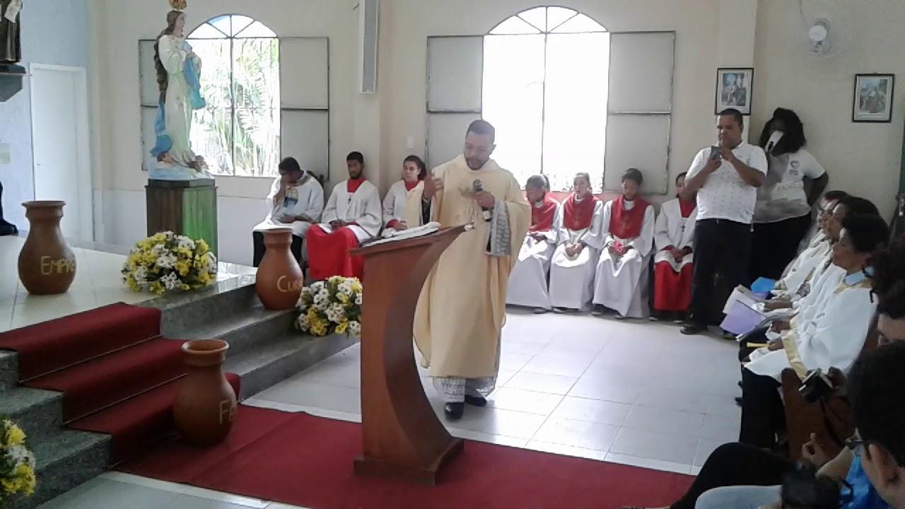 Encerramento da Semana da Família, Paroquia Maria Mãe da Igreja ...