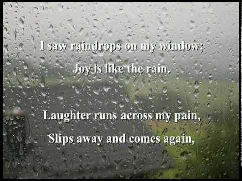 Joy Is Like the Rain