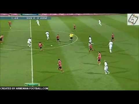 Slovakia - Armenia 0:4, Qualifiers 2012 Complete Highlights