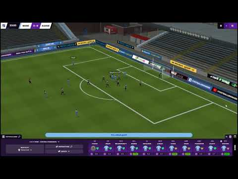 FIRST GAME OF THE SEASON! | Park to Glory #3 Football Manager 2021 |
