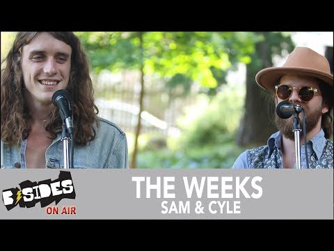 B-Sides On-Air: Interview - The Weeks Talk 'Easy', Longevity