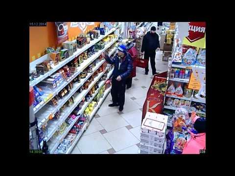 Shoplifting. Воровство в магазинах. (кража в супермаркете) #12