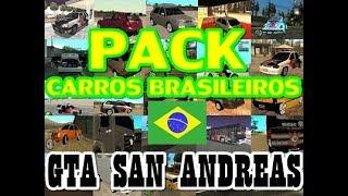 Como instalar Carros Brasileiros no gta San Andreas - android