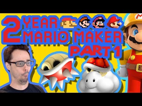 Super Mario Maker Two-Year Anniversary! (Amazing & Creative Levels!) [Part 1]