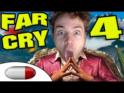 Ritual Thanks - Far Cry 4 - ULTRA 1080p 60 HD - Solo Fortress Raids 2/4 - DrLoinstain