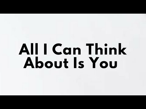 Coldplay  - All I Can Think About Is You (lyrics)