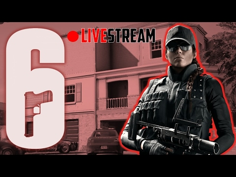 Rainbow Six Siege Ranked Road to 1600 Subs!