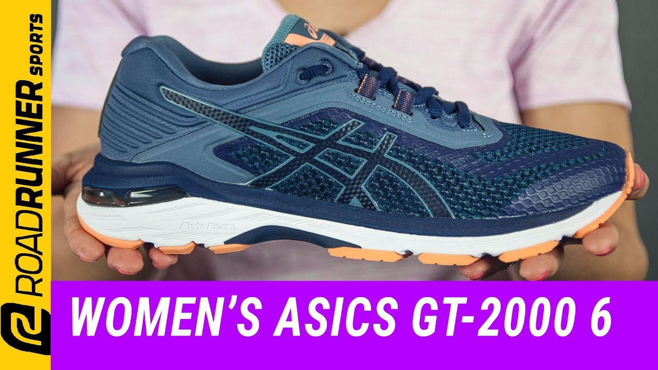 new style 37850 47e6b Women's ASICS GT-2000 6 | Fit Expert Review
