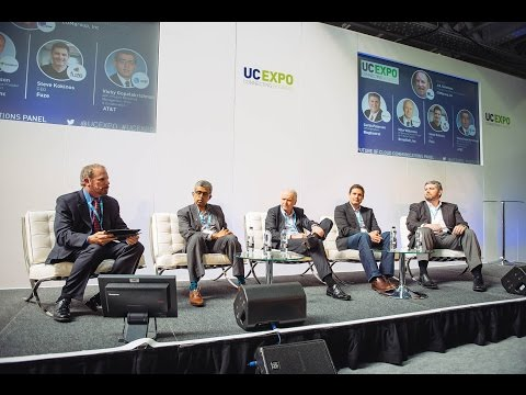 UC EXPO 2016 - Panel: Future of Cloud Communications