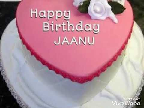Happy Birthday Diya Our Love Jaanu Youtube