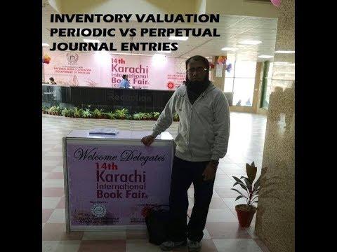 INVENTORY VALUATION: PERIODIC VS PERPETUAL..URDU