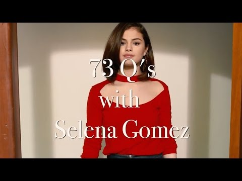 Selena Gomez Gives Advice to HERSELF in Vogue Magazine