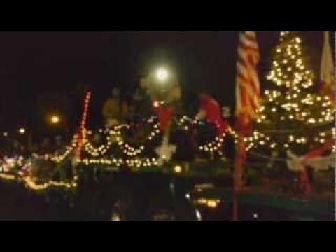 Redlands CA Christmas Parade 2012 part 3.