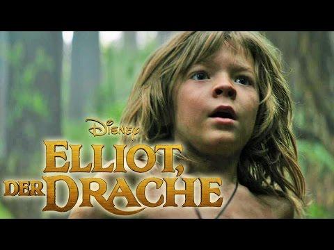 ELLIOT, DER DRACHE - Teaser Trailer (deutsch | german) - Disney HD