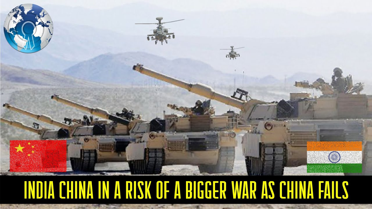 India China on a Risk of a Battle is Emerging as China fails to stop Indian army