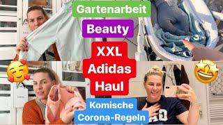 XXL Zalando Lounge Haul l Trauring - Kein Fitnessstudio mehr l Komische Corona-Regeln l Gartenarbeit