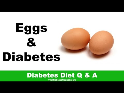 Are Eggs Good For Diabetes?