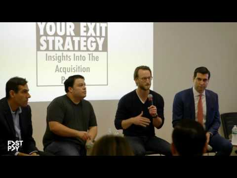 FastPay Presents: A NYC Breakfast Roundtable: The Exit