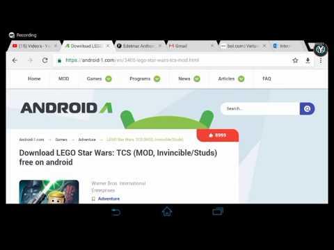 LEGO Star Wars: TCS (MOD, Invincible/Studs)