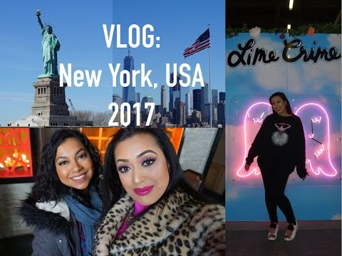 VLOG: New York, USA 2017