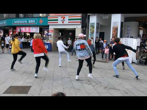 171029 BTS-SAVE ME Dance Cover By Dazzling