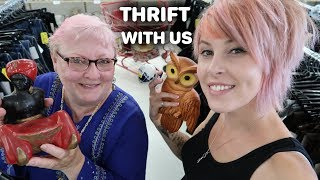 """Another Day Turning Thrift Store """"Junk"""" Into Profit   Thrift with Us   Reselling"""