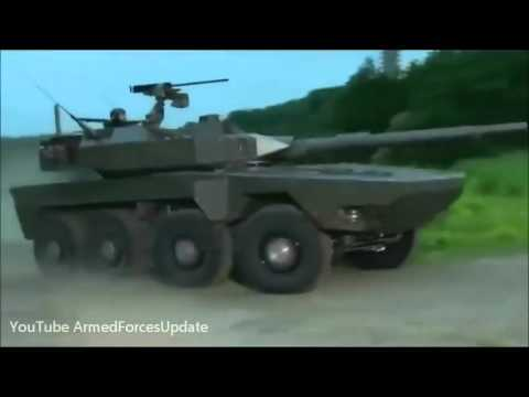 SUPER DEADLY Japan Military 8x8 OFF ROAD Military Vehicle
