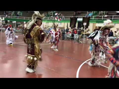 Jr. Adult Men's Grass Dance Sg 2 Saturday Night Live at Time-Out April 2017