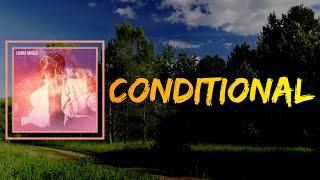 Laura Mvula - Conditional (Lyrics)