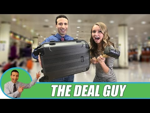 Best Carry On Travel Luggage Review 2016 ◄ Early BLACK FRIDAY Deal