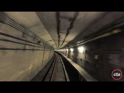 CTA's Ride the Rails: Red Line to Howard Time-lapse (2019)