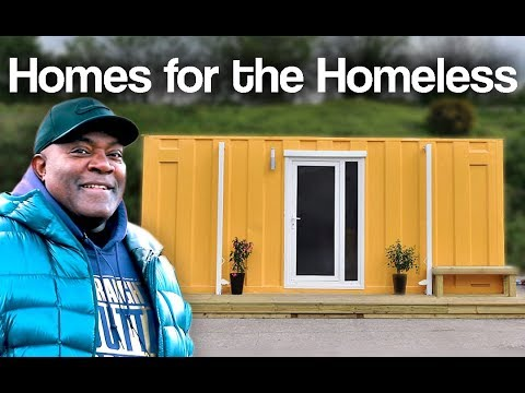 Turning shipping containers into homes for homeless: Meet Jasper Mp3