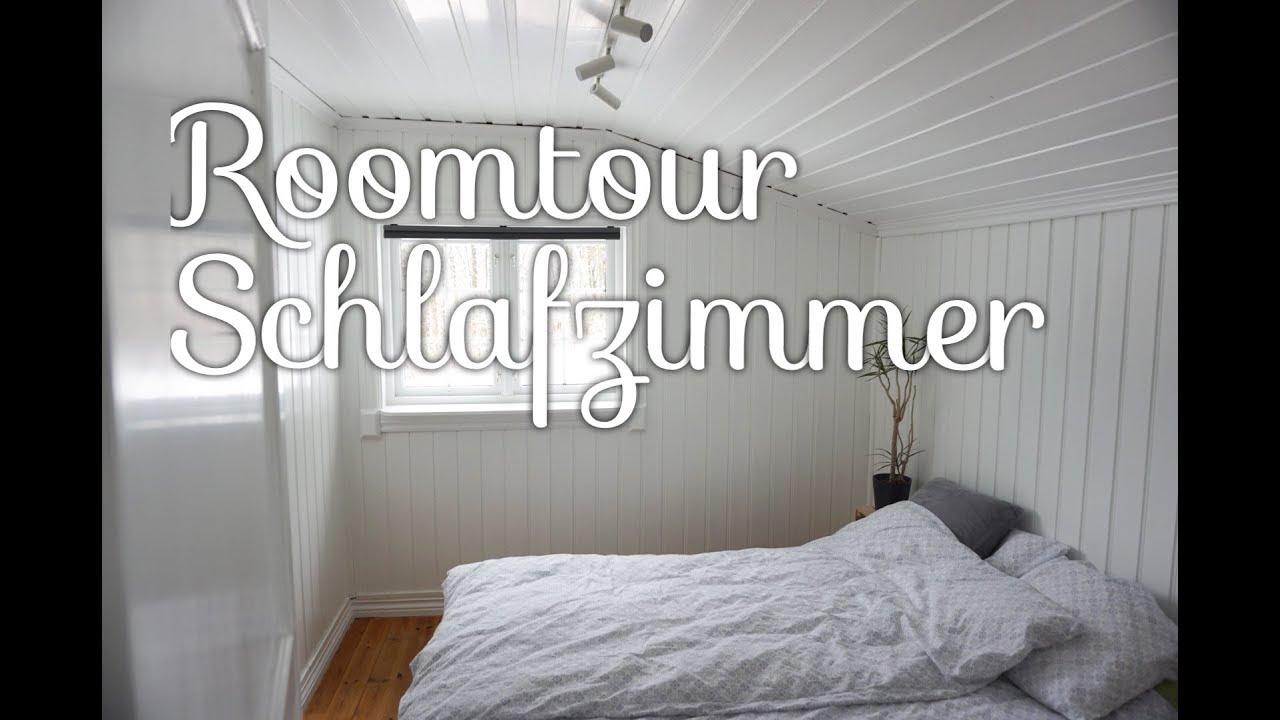 Roomtour Schlafzimmer Minimalistisch Schona Mitdakrona