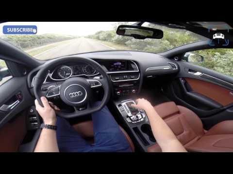 Audi RS3 2016 vs Audi RS4 2015 | FAST! 0-240 km/h Acceleration Exhaust Sound Launch Control & POV
