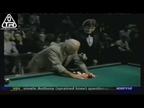 Willie Mosconi vs Babe Cranfield - Legends of Pocket Billiards